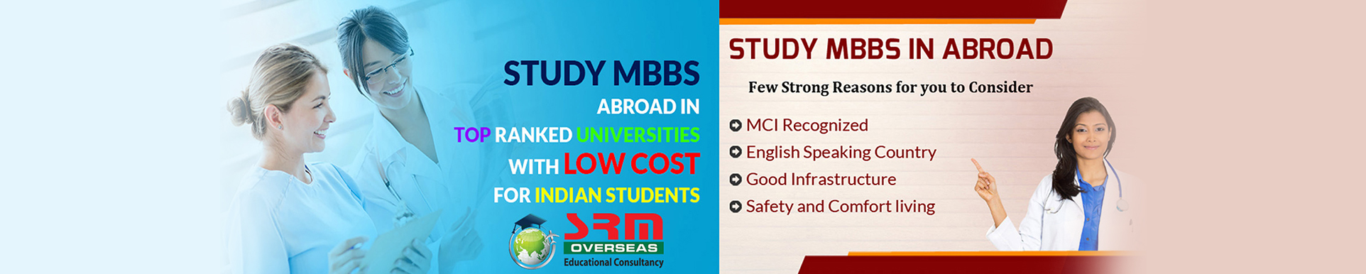 MBBS in Central America - SRM Overseas Educational